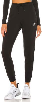 Nike NSW Essential Tight Fleece Pant
