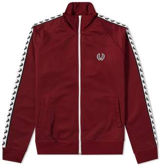 Fred Perry Authentic Laurel Taped Track Jacket