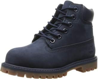 Timberland Kids 6-Inch Premium Boot, Nubuck