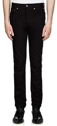 Givenchy Men's Logo-Tape Skinny Jeans - Black