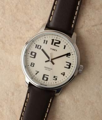 Timex (タイメックス) - タイメックス EASYREADER(A・ホワイト)