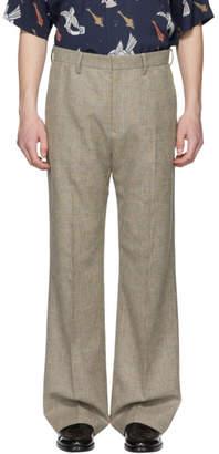 Hope Beige Wide Trousers