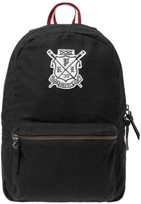 Polo Ralph Lauren Rowing Club Embroidered Backpack