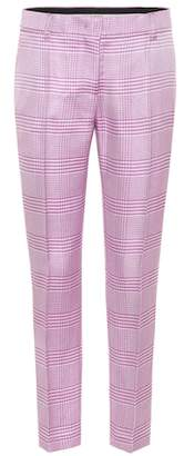 Emilio Pucci Houndstooth straight-leg pants