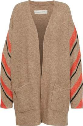 By Malene Birger Gillion Oversized Striped Knitted Cardigan