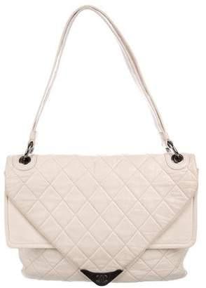 Chanel Quilted Envelope Flap Bag