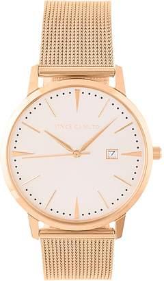 Vince Camuto Rose Goldtone Mesh-bracelet Watch