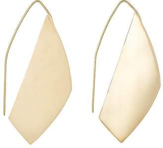 A.N.A Khouri Women's Richard Flat Drop Earrings