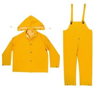 Enguard 3pc Yellow Rain Suits, 2XL - 2 Pack