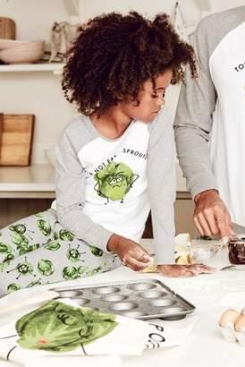 Next Boys Grey Kids Sprout Pyjamas (9mths-16yrs)