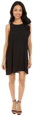 Brigitte Bailey Wren Tank Dress with Open Back Women's Dress
