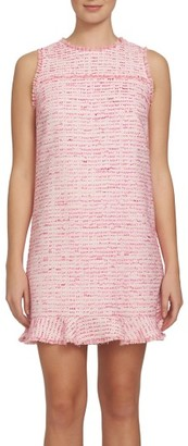 Women's Cece Brie Tweed Dress $138 thestylecure.com