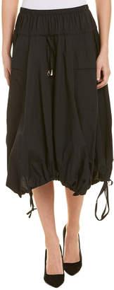 Donna Karan Trapeze Skirt