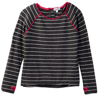 Splendid Classic Knit Long Sleeve Top (Little Girls) $34 thestylecure.com