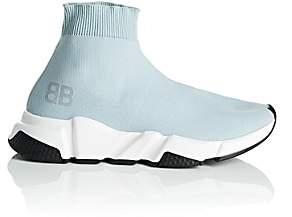 Balenciaga Women's Speed Knit Sneakers - Gray