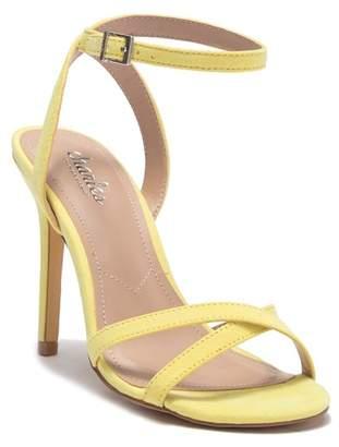 Charles by Charles David Rome Microsuede Ankle Strap Sandal
