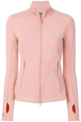 adidas by Stella McCartney slim fit performance jacket