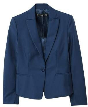 MANGO Essential structured blazer