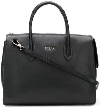 Furla Pin satchel bag
