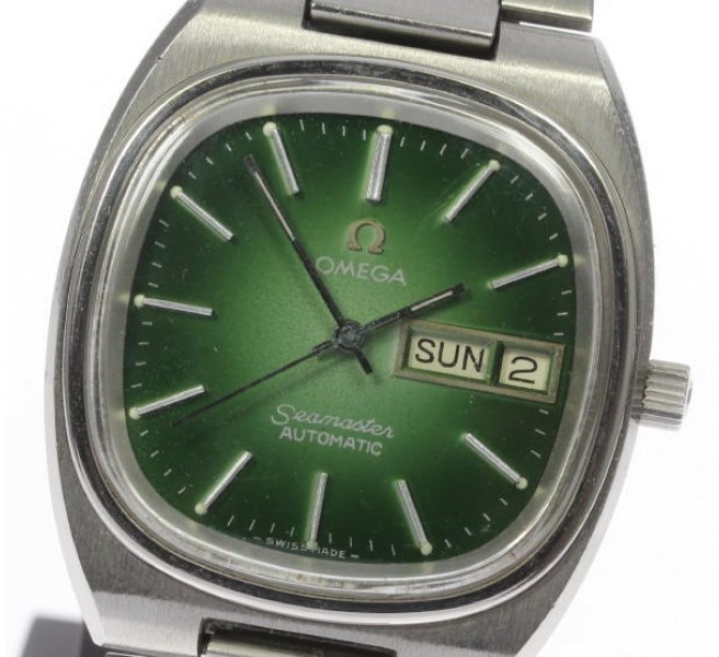 OmegaOmega Seamaster Stainless Steel Automatic 34.5mm Mens Watch
