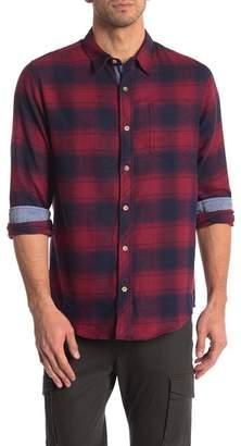 Burnside Plaid Flannel Regular Fit Shirt