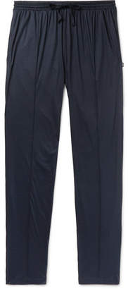 HUGO BOSS Slim-Fit Cotton And Modal-Blend Pyjama Trousers