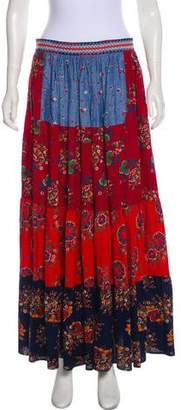 Ulla Johnson Maxi Prairie Skirt