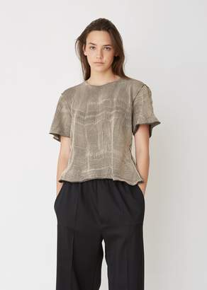 MM6 MAISON MARGIELA Textured Knit Top