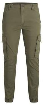 Jack and Jones Paul Flake Stretch Cargo Pants