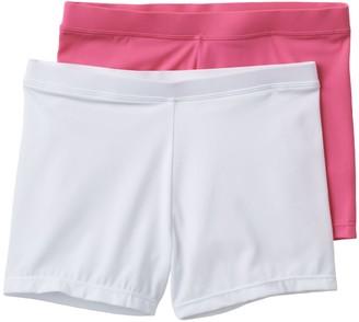 Girls 2-pk. Playground Pals Bike Shorts