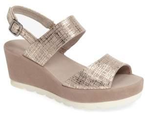 Gabor Wedge Sandal