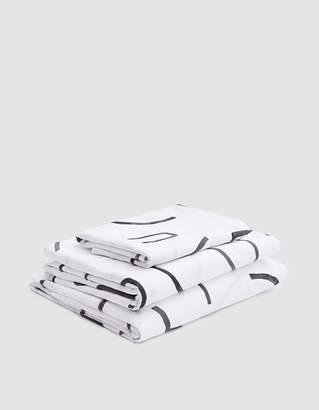Dusen Dusen Lines Sheet Set - Full