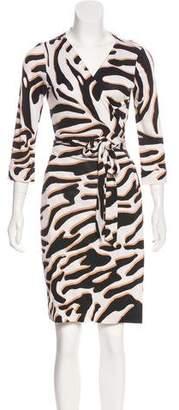 Diane von Furstenberg New Julian Two Silk Dress