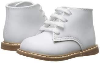 Baby Deer Leather Hi-Top Kids Shoes