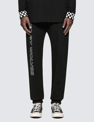 Raised By Wolves Pleated Sweatpants