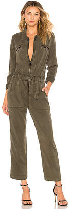 Hudson Jeans Long Sleeve Jumpsuit