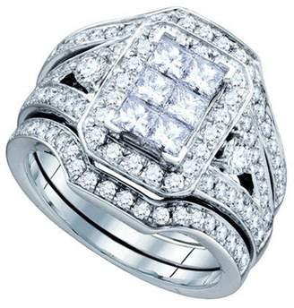 Dolce & Gabbana The Brand 2.00ctw Diamond Bridal Ring