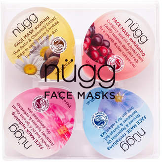 nugg Exfoliate; Soothe; Hydrate & Revitalize Face Mask Trial Kit