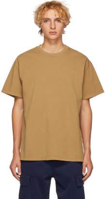 John Elliott Tan Basalt T-Shirt