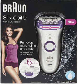 Braun Wet & dry epilator