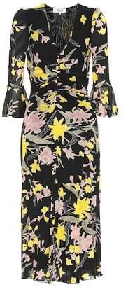 Dresses Canada Diane Mesh Shopstyle Von Furstenberg BXtpn1z