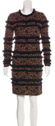 Veronica Beard Wool-Blend Dress