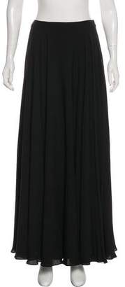 Ralph Lauren Silk Maxi Skirt