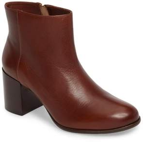 Johnston & Murphy Finley Block Heel Bootie