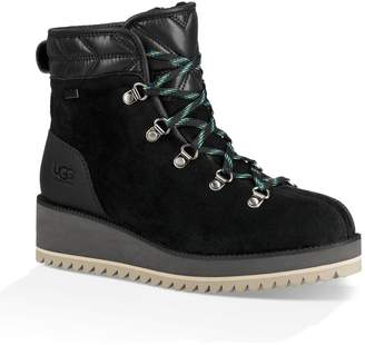 UGG Birch Waterproof Lace-Up Winter Bootie