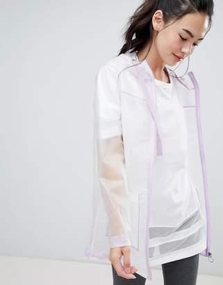 BLFD Transparent Jacket