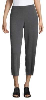 Eileen Fisher Wool Cropped Pants
