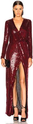 Galvan Sequined Vera Dress
