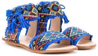 Aquazzura Mini Clomin sandals