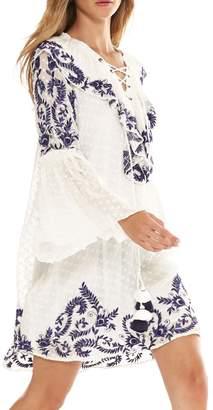 MISA Women's Cyrielle Dress - White